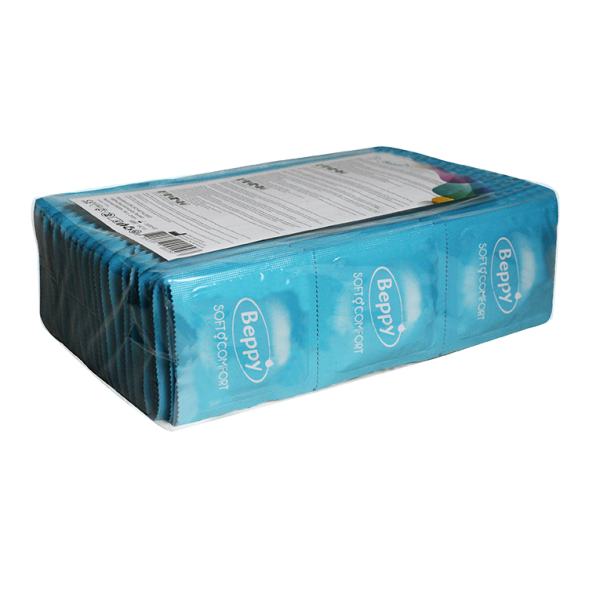 Beppy Condoms 144 Clinic Pack