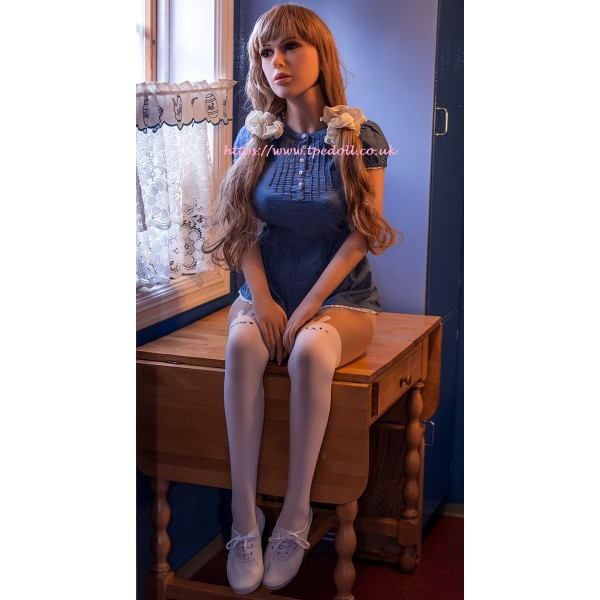 English Sex Doll 140cm 4