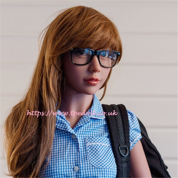 English Sex Doll 155cm 1