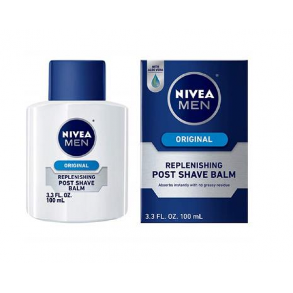 Nivea Original Replenishing Post Shave Balm 100ml